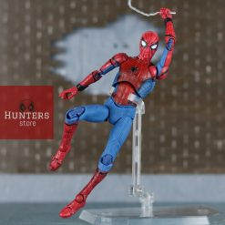 mô hình spider man mafex homecoming bootleg 01