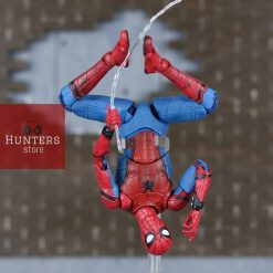 mô hình spider man mafex homecoming bootleg 04