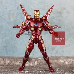 mô hình iron man mark 50 nano weapon set 2 shf avengers endgame bootleg 02