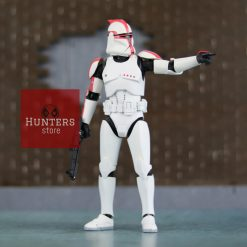 mô hình clone trooper phase I captain shf star wars bootleg 01