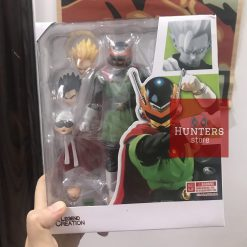 mô hình great saiyaman gohan shf dragon ball z bootleg 05