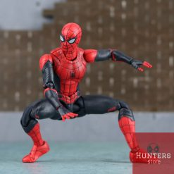 mô hình spider man shf far from home upgraded suit bootleg 03