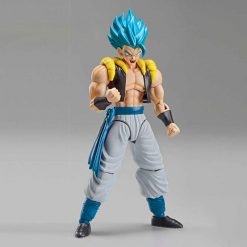 mô hình gogeta blue super saiyan god chính hãng bandai figure rise bragon ball super movie broly 02
