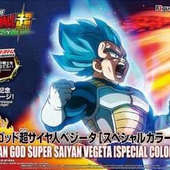 mô hình vegeta blue super saiyan god super saiyan figure rise bandai dragon ball super movie broly 01