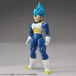 mô hình vegeta blue super saiyan god super saiyan figure rise bandai dragon ball super movie broly 02