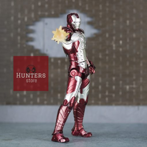 mô hình iron man mark 5 shf iron man 2 bootleg 06