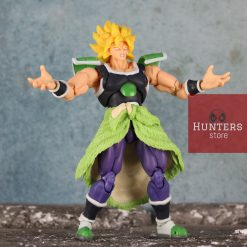 mô hình super saiyan broly shf dragon ball super movie bootleg 02