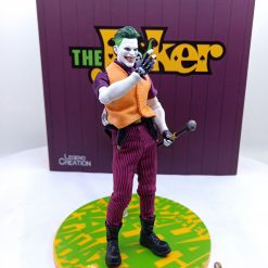 mô hình the joker mezco prince of crime edition bootleg 01